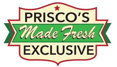 Prisco's Made Fresh Exclusive