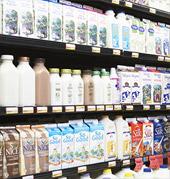 Frozen Foods & Dairy Department