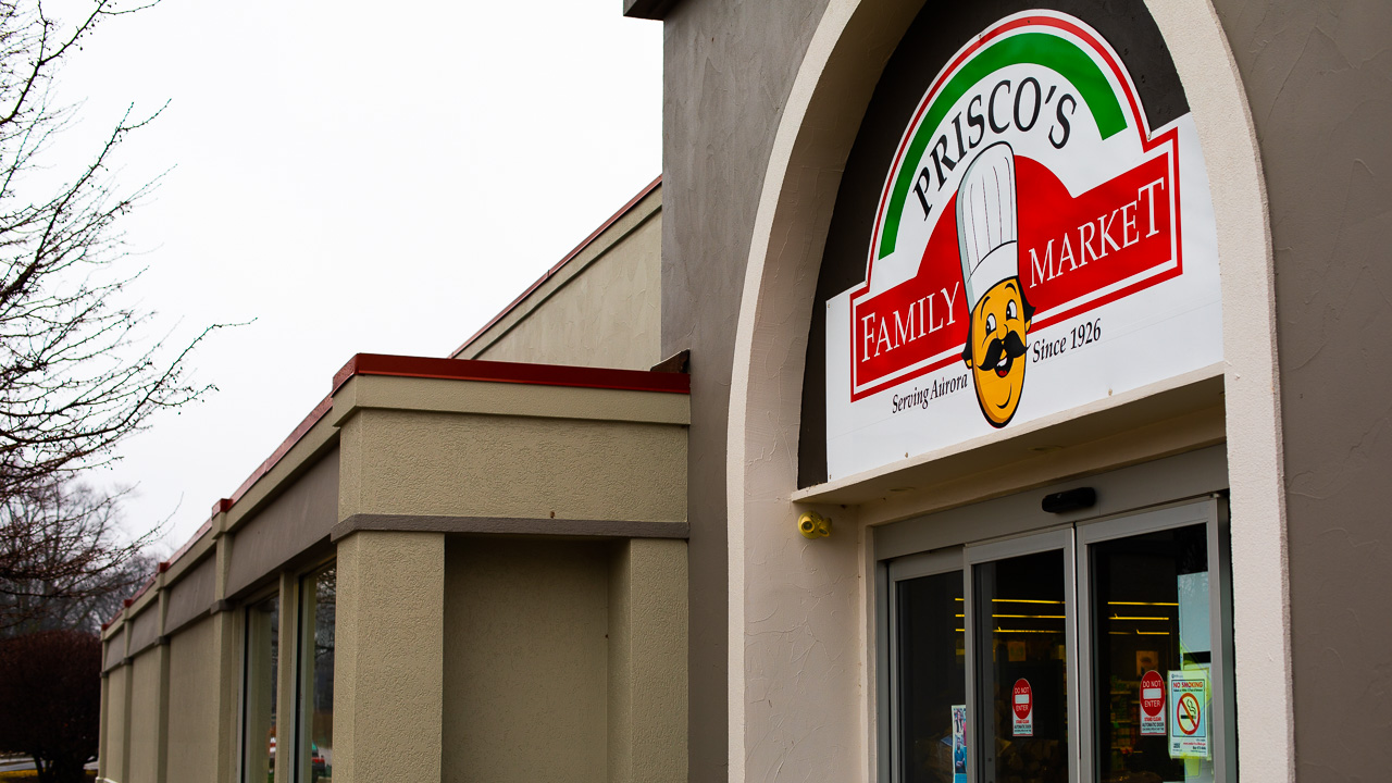 Welcome to Prisco's Family Market